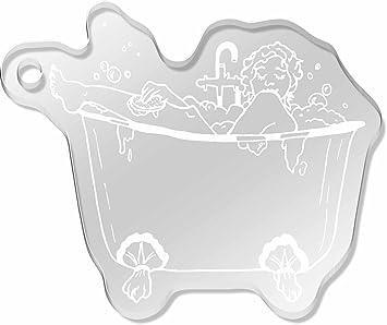 Baño de Burbujas Llavero Grande (AK00018636): Amazon.es ...