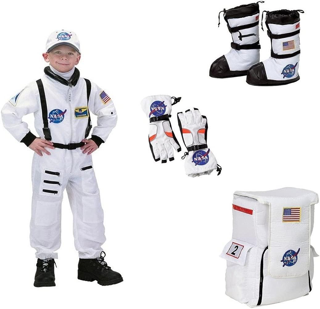 Amazon.com: Big Boys para disfraz de astronauta Guantes ...