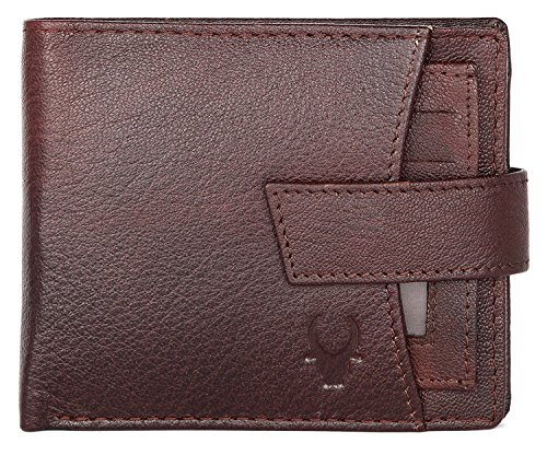 WildHorn Brown Men's Wallet 2