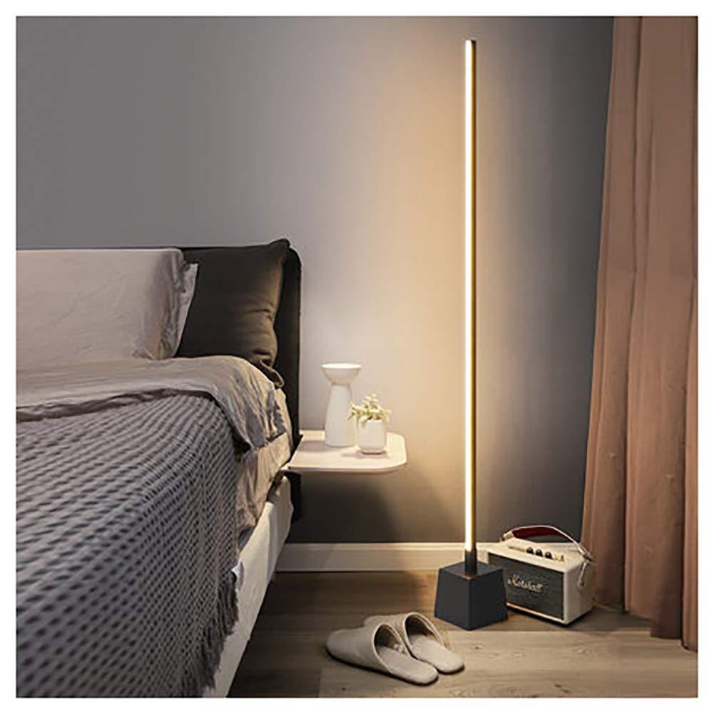 NKDK 寝室のための居間のオフィスの主ライト、掛かるドラムライトが付いているオフィスの高いポーランド人ランプのための床ランプ-LEDランプ -153 フロアランプ (色 : B) B07QGJYZBF B