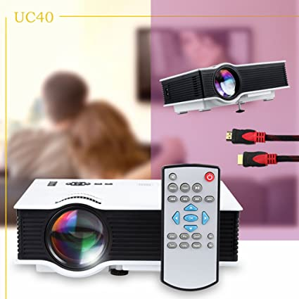 Amazon.com: Tera Unic UC40 LED SMP simplificado Micro ...