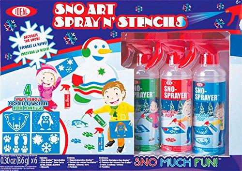 Ideal Sno Toys Sno Art Spray N' -