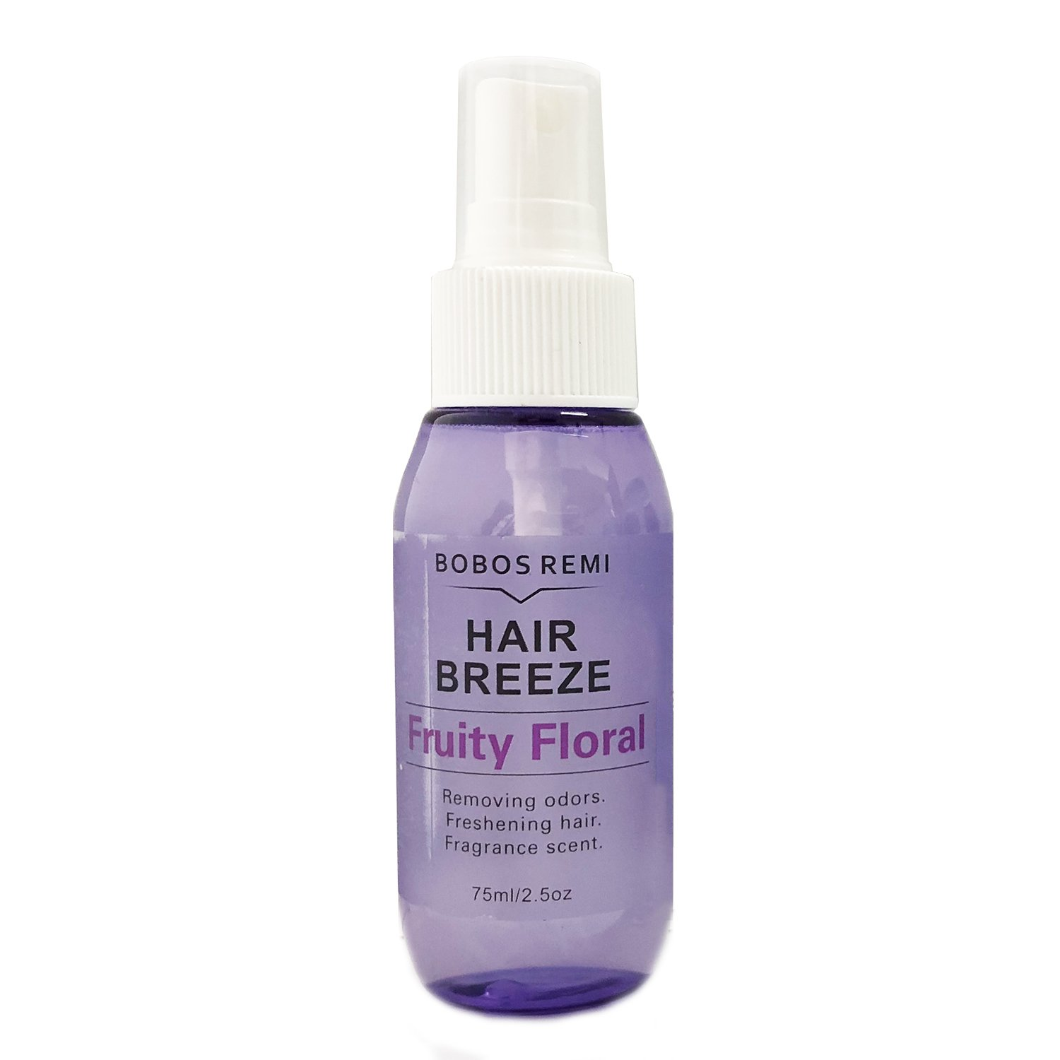 [BOBOS REMI] HAIR BREEZE FRUITY FLORAL 2.5OZ REMOVING ODOR REFRESHER CUME Cosmetics