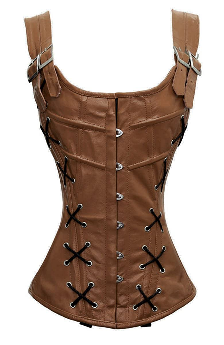 35f9eb3758 Heavy Duty Full Steel Boned Corset for perfect hourglass figure. The corset  can draw in your waist and flatten your tummy   suitable for Tight-Lacing  ...