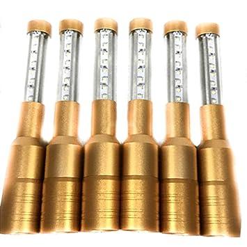 Amazon.com: Batón estroboscópico LED, recargable, servicio ...