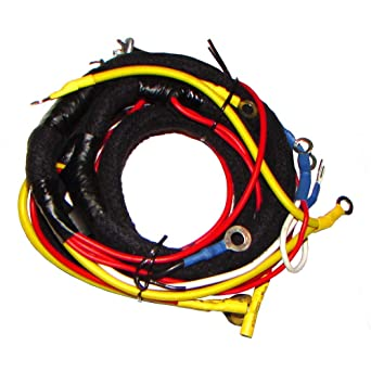 Amazon Com 310996 Wiring Harness Fits Ford Fits New Holland Tractor 600 700 800 900 1800 2000 4000 Industrial Scientific