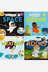 Nerdy Babies Board Books Board book