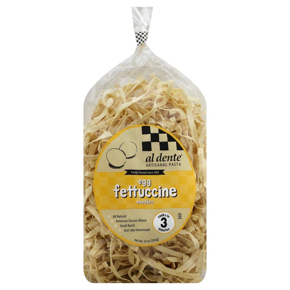 Al Dente Pasta Fttccne Egg