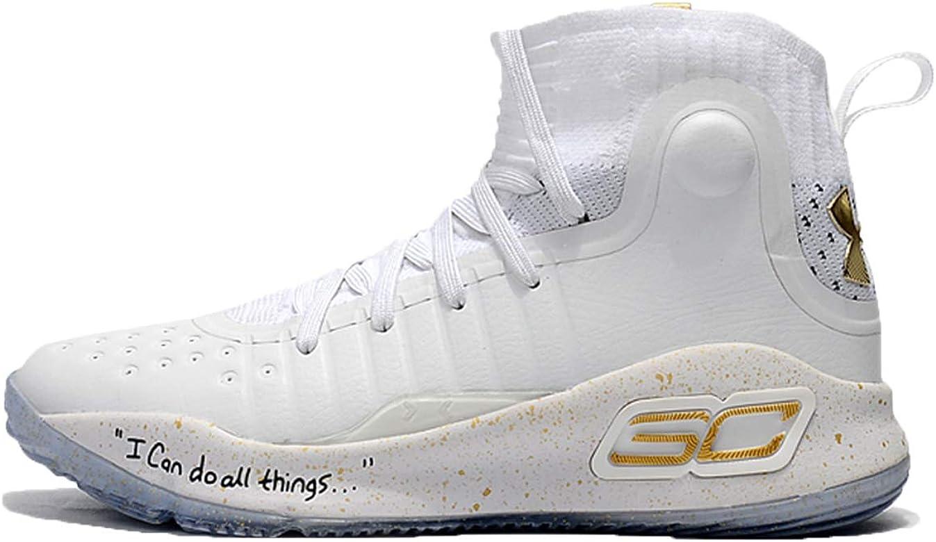 Tvioe Shop UA Curry 4 - Zapatillas de Baloncesto para Hombre ...