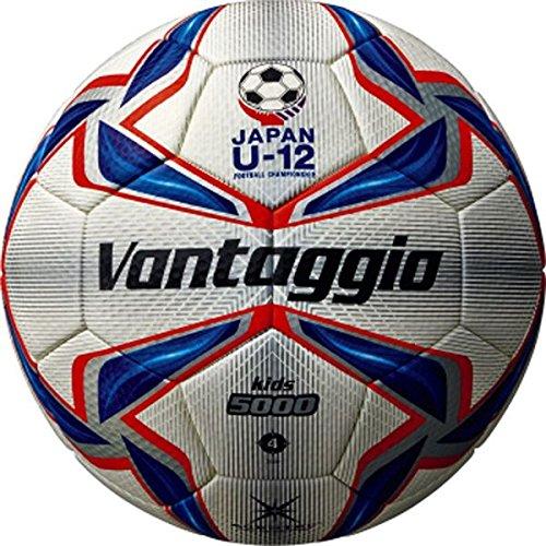 日用品 サッカー用品 関連商品 サッカーボール4号球 検定球 ヴァンタッジオ5000キッズ F4V5000R B07F6WK49Y