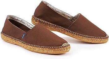 VISCATA Men/'s Begur Soft Suede Authentic Espadrilles Made in Spain Slip-on