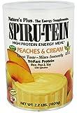 Nature's Plus Spiru-tein (Spirutein) Shake - Peaches & Cream 2.2 Lbs
