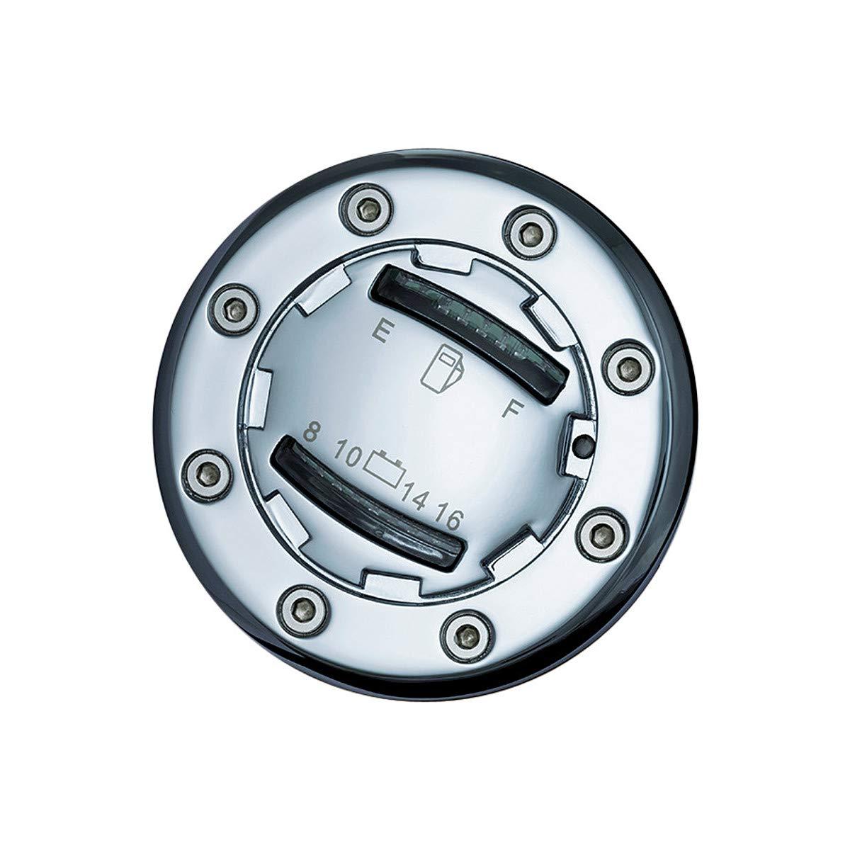 Kuryakyn Deco Fuel /& Battery Gauge