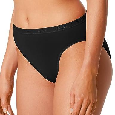 neue Liste das billigste offizieller Laden Mey 2er Pack Damen Jazzpants – Größe 36 bis 46 – Schwarz, Weiß – Slip mit  hochelastischen Nähten – Unterhose aus supergekämmter Pima-Baumwolle – ...