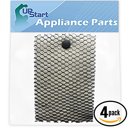 4-Pack Replacement HWF100 Humidifier Filter for Holmes, Bionaire, Sunbeam - Compatible with Holmes HM630, Bionaire BCM646, Holmes HWF100, Sunbeam SCM630, Bionaire BCM740B, Sunbeam SCM7808, Bionaire BWF100, Sunbeam SCM2412, Sunbeam SCM2410