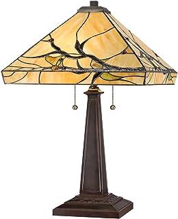 Meyda tiffany 67850 pinecone ridge table lamp 195 h amazon budding branch robert louis tiffany table lamp aloadofball Gallery