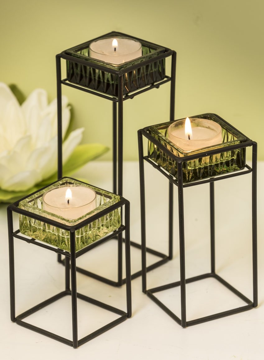 Amazon.com: Sullivan\'s N2042 Pedestal Medal and Glass Tealight ...