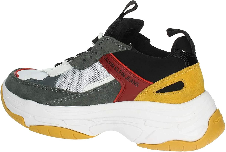 Calvin klein Jeans S1771 Zapatos Hombre: Amazon.es: Zapatos y complementos