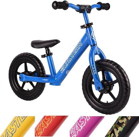 Eastern Pusher Bicicleta de Equilibrio Ultraligera y Ajustable ...