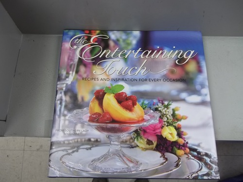 Read Online The Entertaining Touch: Recipes and Inspiration for Every Occasion (From Southern Lady Magazine) pdf