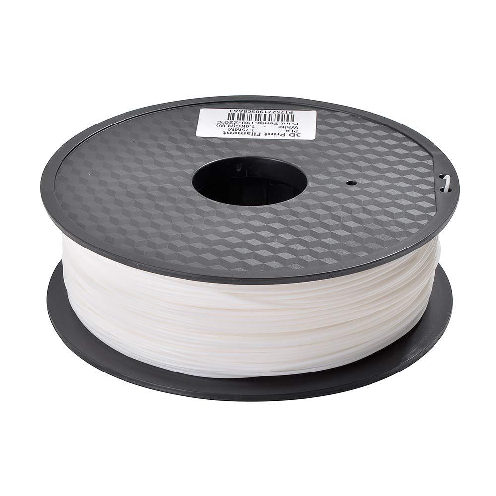 Filamento para impresora 3D HUAFAST PLA, 1,75 mm, 1 kg, bobina ...