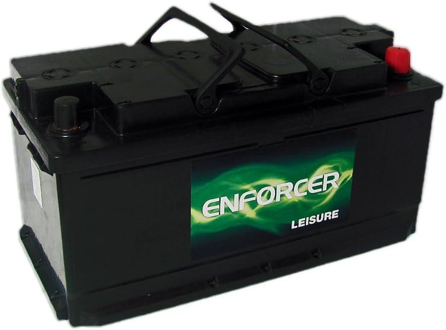 Enforcer 110Ah Lowcase Leisure//Caravan Battery