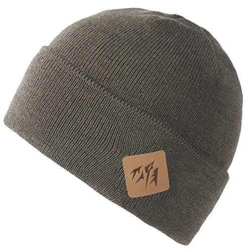 Jones Baker Beanie - Olive (Jones Hat)