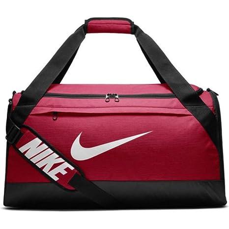 Nike Brasilia - Bolsa de Deporte (tamaño Mediano): Amazon.es ...
