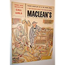 Maclean's - Canada's National Magazine, April 11, 1959