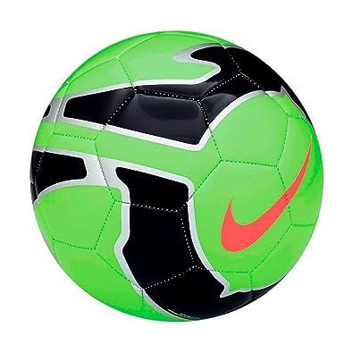 Nike React - Balón de fútbol, Color Verde, Talla 5: Amazon.es ...