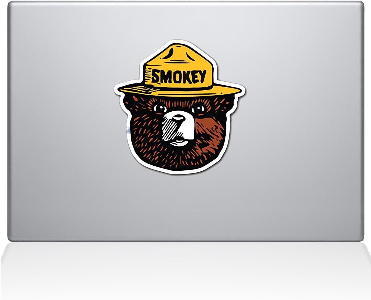 SMOKEY THE BEAR Firefighting Wildlife Vinyl Decal Sticker for Car//Truck//Laptop
