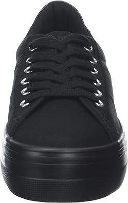 Unbekannt Damen Plato Canvas Sneaker: : Schuhe