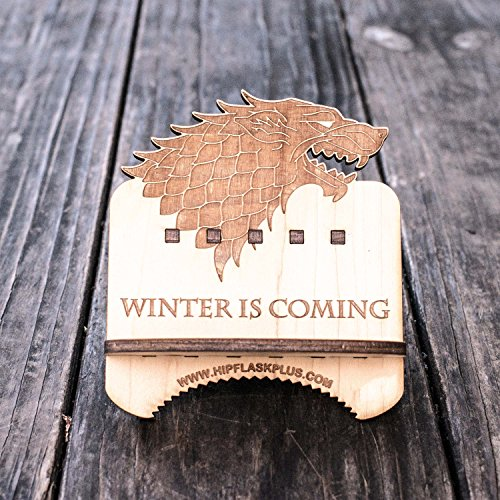 Winter is Coming - Cell Phone Stand