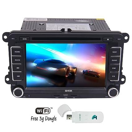 Amazon com: EINCAR 7 inch HD Car DVD Player Navi GPS Stereo Radio