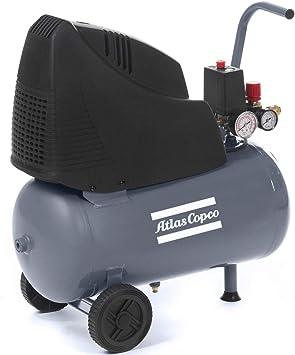 Atlas Copco Kompressor Oil Free 24l 8 Bar 1 5hp 1 1 Kw 88 L Min Baumarkt