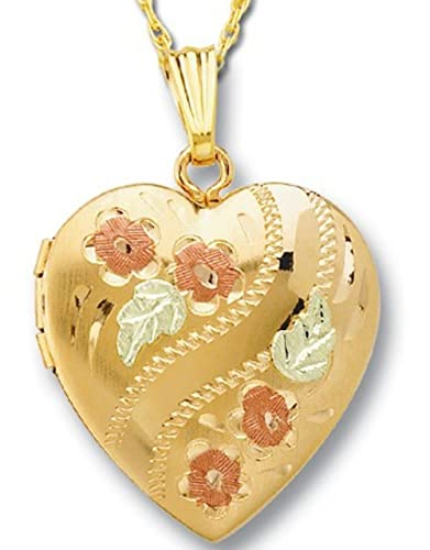 heart flowers pendant dried jewelry necklaces lockets gold from item pcs transparent pink women in chain necklace glass for