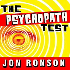 The Psychopath Test Audiobook