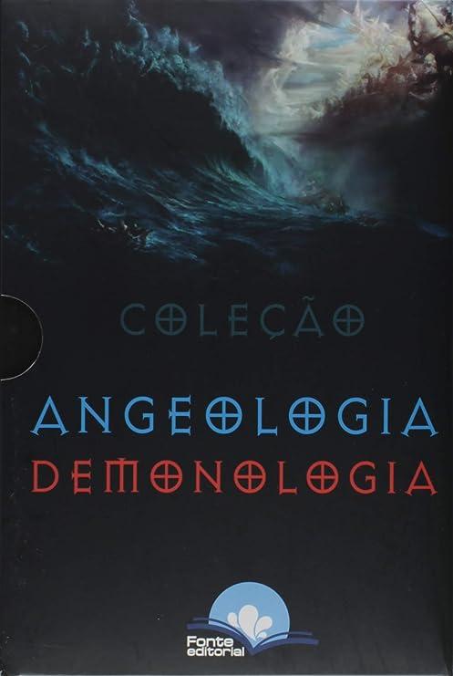 Angeologia Demonologia - Caixa com 2 Volumes: Marcelo Carlos ...