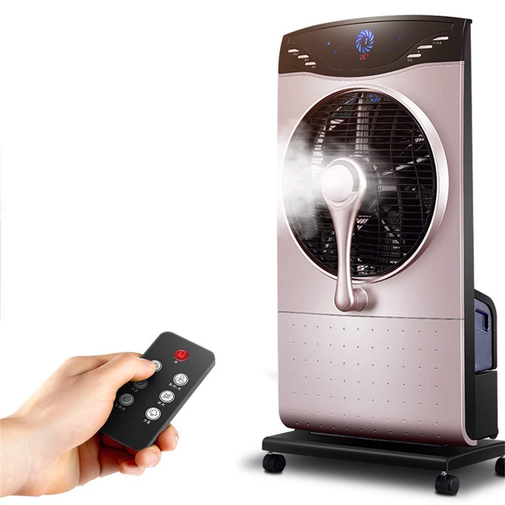 特別価格 リモートオシレーティング屋外ミストファン B07G415M7S - 大型屋内スプレー冷却工業用ファン加湿器3スピード設定強力な静かなローズゴールド - B07G415M7S, Tasche Jack:f9ebfbd8 --- arianechie.dominiotemporario.com