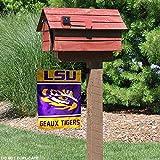 Louisiana State LSU Tigers Garden Flag