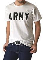 (リミテッドセレクト) LIMITED SELECT P2 Tシャツ 半袖 メンズ カットソー プリント Vネック クルー アメカジ ロゴ ミリタリー