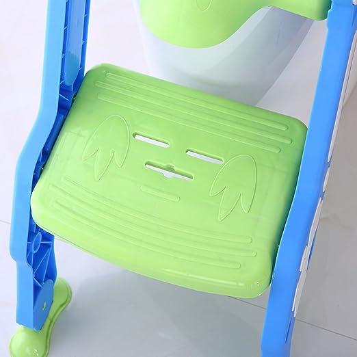 Gelb Glenmore WC Treppe Toiletten Treppe Toilettensitz Treppe WC Sitz Leiter