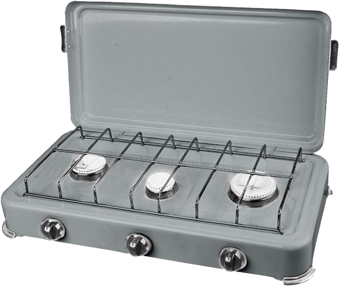 ProweLTEK Silver 3 Hornillo: Amazon.es: Bricolaje y ...
