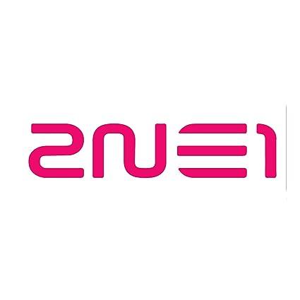 amazon com 2ne1 logo kpop gold set of 2 premium waterproof rh amazon com 2ne1 lonely 2ne1 lonely lyrics english