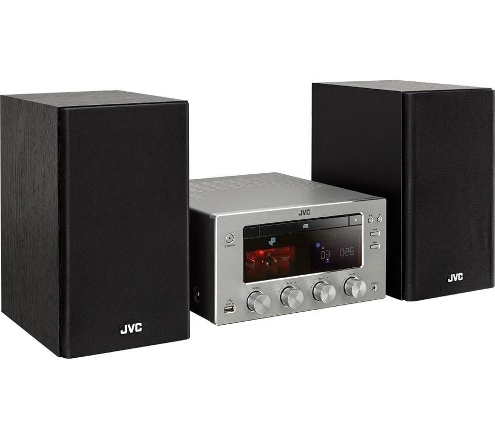 JVC UX-D150 Wireless Micro DAB Hi-Fi with Valve: Amazon.co.uk: Electronics