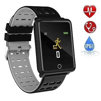 Xyhjd IP68 a Prueba de Agua Smartwatch Soporte de frecuencia ...