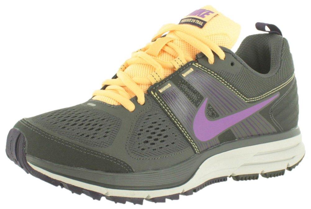 fa46bcbb4a652 Nike Women s Air Pegasus+ 29 Trail Shoe SS13  Mid Fog Laser Purple   Amazon.co.uk  Sports   Outdoors
