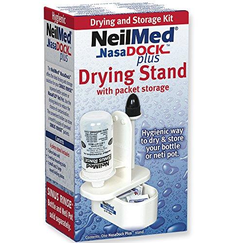 NeilMed 705928919013 Nasadock Plus Stand