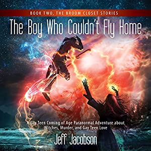 The Boy Who Couldn't Fly Home Audiobook