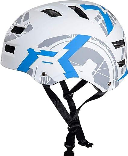 Automoness Casco Skate,Casco Bicicleta con CE Certifiacdo,Unisex ...